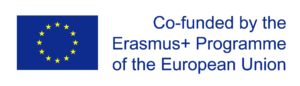 Co-funder by the Erasmus